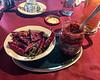Hot Paprika Sauce & Hot Peppers @ Tabani Gosser Etterem - Budapest, Hungary