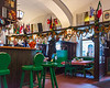 Front Dining Room & Bar @ Pesti Sörcsarnok Pub & Restaurant - Budapest, Hungary, EU