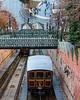 Budapest Castle Hill Funicular Car - Budapest, Hungary, EU