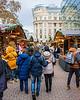 Christmas Market @ Vörösmarty Square - Budapest, Hungary, EU