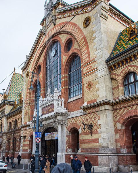 Great Market Hall (Samu Pecz, c 1897) - Budapest, Hungary, EU