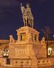 Statue of Stephen I of Hungary (Alajos Stróbl, 1906) @ Fisherman's Bastion - Buda, Budapest, Hungary, EU