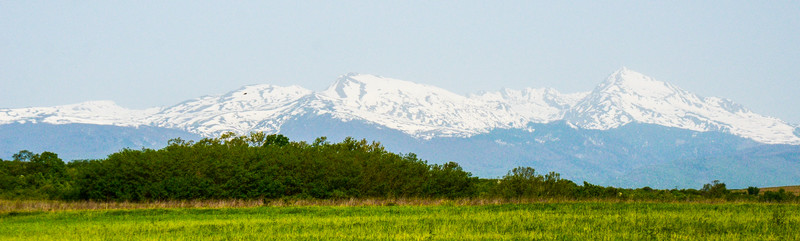 More Snow-capped Mountains - Highway R110, Kosovo
