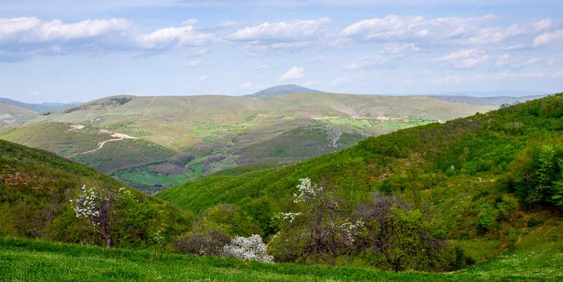 Mountain View - Brus, Kosovo