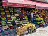 Fresh Produce for Sale @ the Bazaar - Pristina, Kosovo