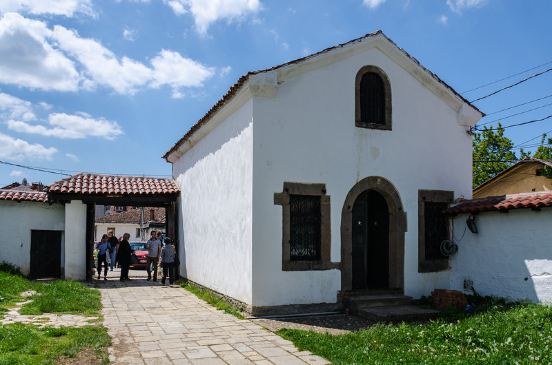 Old Stone House @ The Ethnological Museum - Pristina, Kosovo