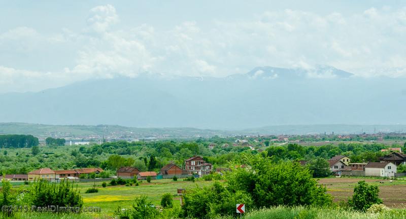 Back in Kosovo