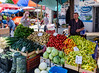 Fresh Produce @ the Bazaar - Pristina, Kosovo