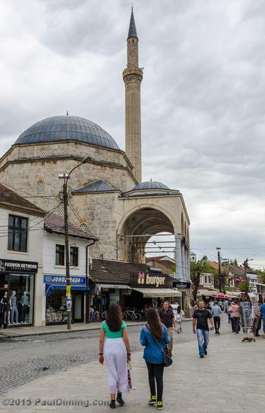 Sinan Pasha Mosque c 1615 - Prizren, Kosovo