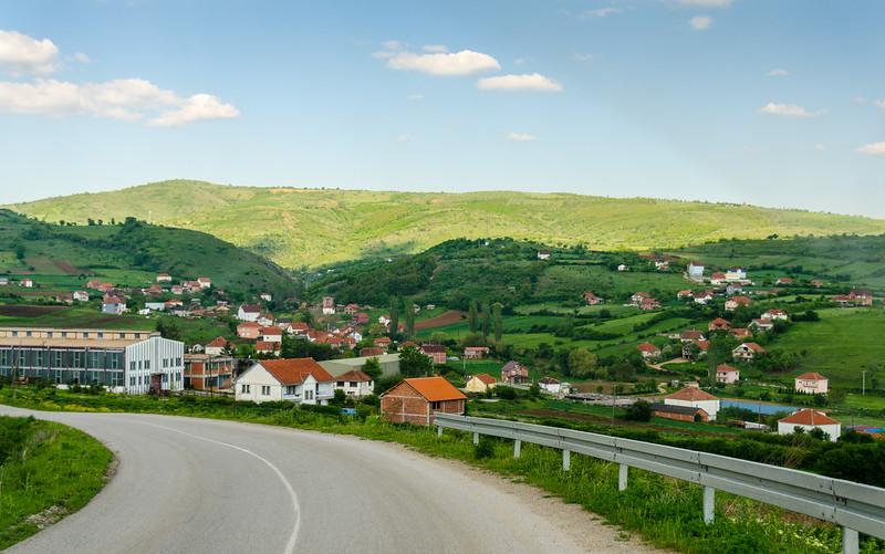 Near Janevo, Kosovo