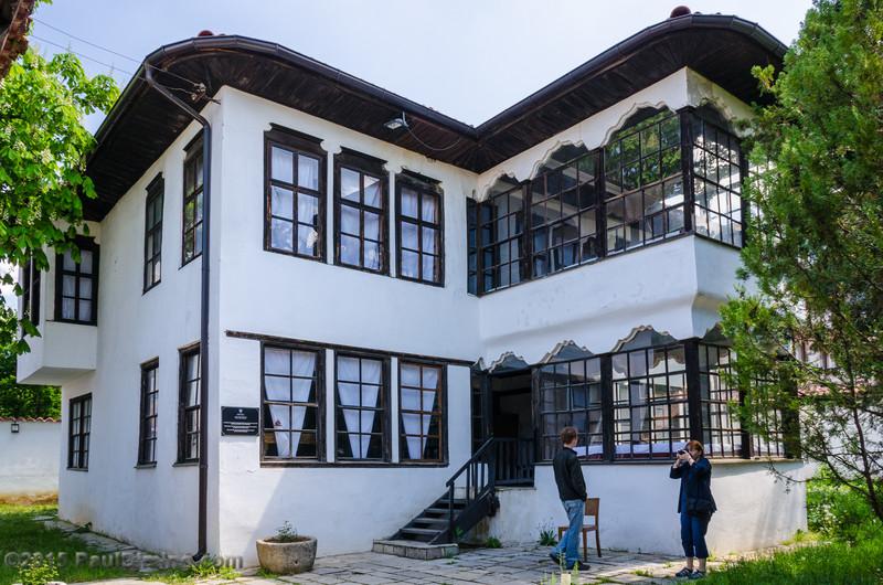Family House Exterior @ The Ethnological Museum - Pristina, Kosovo