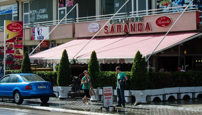 Grill Saranda - Gjakova, Kosovo