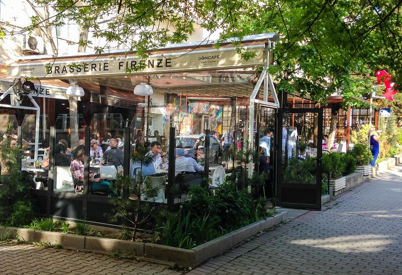 Brasserie Firenze - Pristina, Kosovo