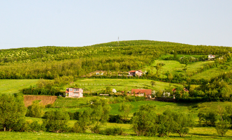 Hillside Homes - Highway R110, Kosovo