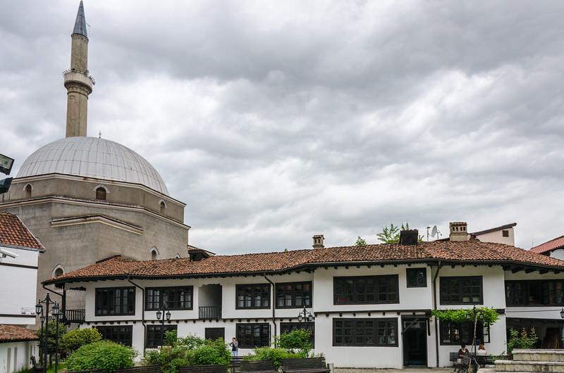 Bajrakli Mosque (Mosque of Sultan Mehmed the Conqueror) & Museum of the League of Prizren - Prizren, Kosovo