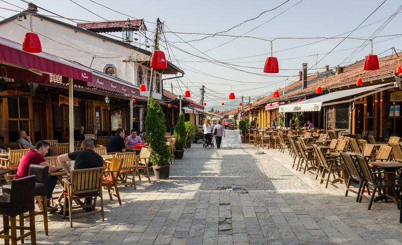 Gjakova Bazarr - Gjakova, Kosovo