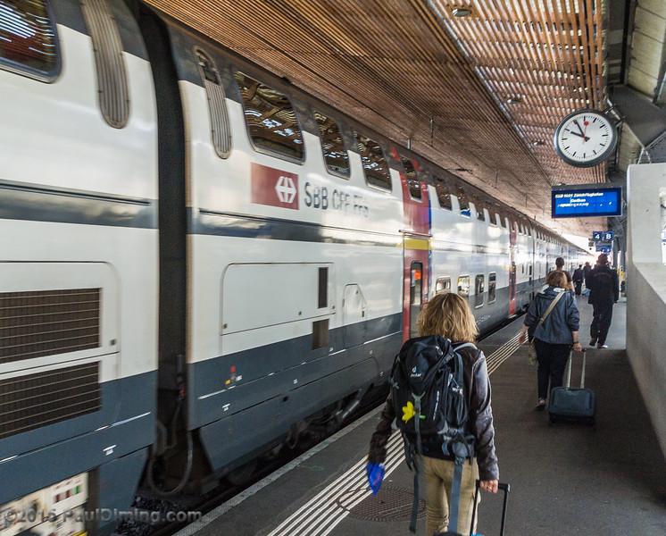 Zürich Hauptbahnhof - Zurich, Switzerland