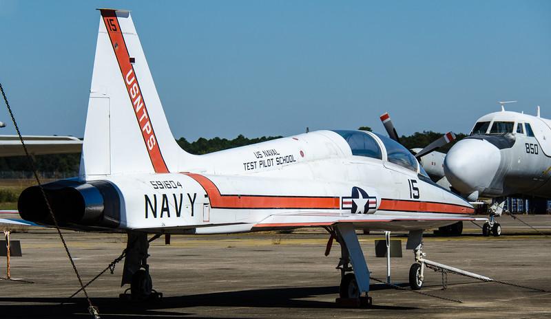 Northrop T-38 Talon @ National Naval Aviation Museum - Pensacola, FL
