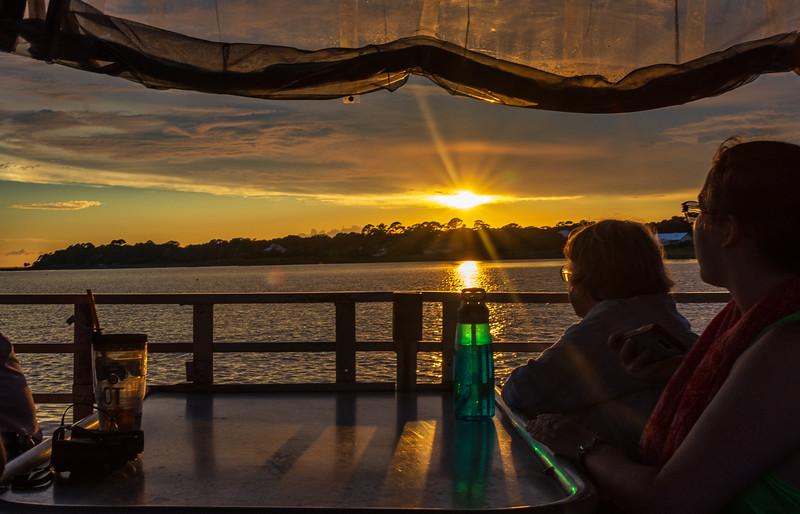 Sunset Cruise on Apalachicola Bay - Apalachicola, FL