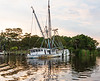 Lady Louise (port) on Scipio Creek, Apalachicola, FL