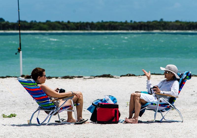 Good Friends on Boca Grande Lighthouse Beach III - Boca Grande, FL