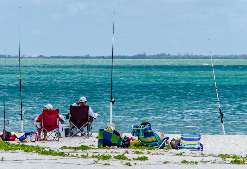 Fishing @ Boca Grande Lighthouse - Boca Grande, FL