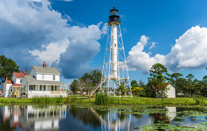 Cape San Blas Light - Port St. Joe, FL