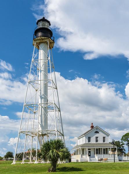 Cape San Blas Light (Southeast View) - Port St. Joe, FL