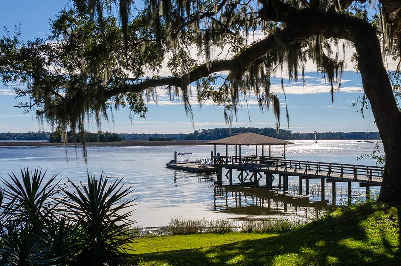 Dock 2 on Skidaway River - Isle of Hope, Savannah, GA