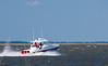 Boating on St. Andrews Beach - Jekyll Island, GA