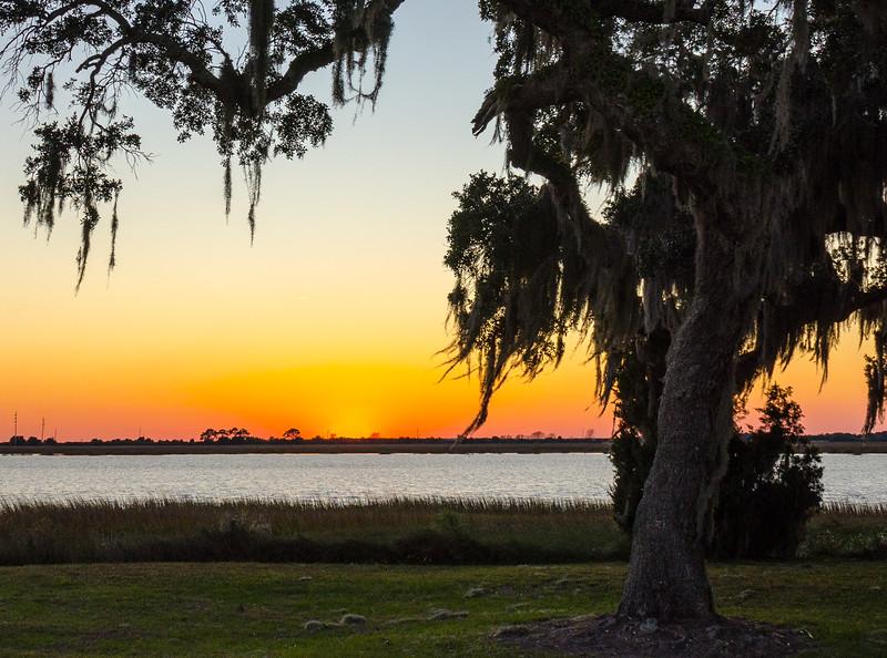 Sunset II - Jekyll Island, GA