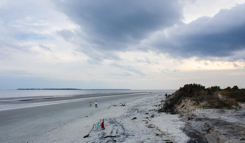 Soccer Complex Beach - Jekyll Island, GA