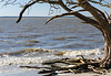 St. Andrews Sound from St. Andrews Beach - Jekyll Island, GA