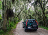 2004 Honda CR-V @ Savannah National Wildlife Refuge - Savannah, GA