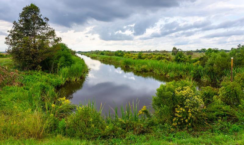 Canal @ Savannah National Wildlife Refuge - Savannah, GA