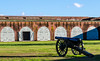 Parrot Rifle & Casemates @ Fort Pulaski National Monument - Savannah, GA