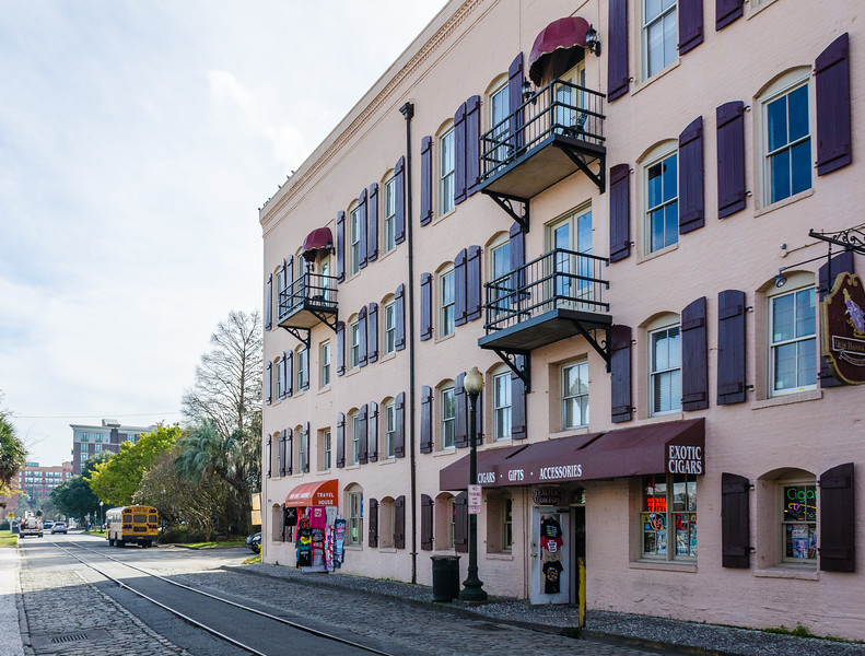 Olde Harbour Inn c. 1892 (Tidewater Oil Company) - Savannah, GA