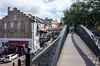 Factors Walk Iron Bridge (c. 1860's) across River Street Access