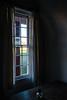 Window & Lamp @ Fort Pulaski National Monument - Savannah, GA