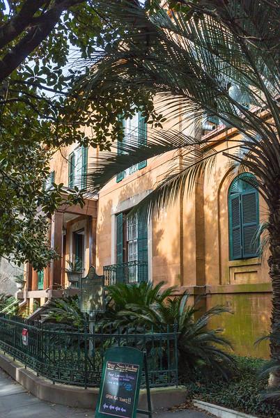 Sorrel-Weed House c. 1841 on Madison Square - Savannah, GA