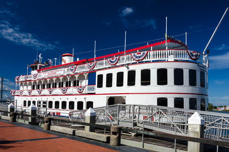 Savannah River Queen - Savannah, GA