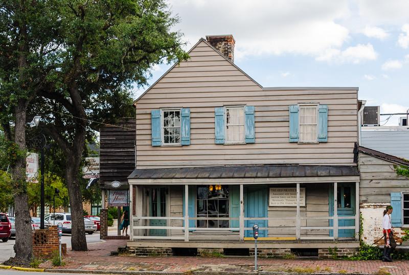 The Pirates' House Restaurant - Savannah, GA
