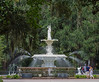 Forsythe Park Fountain c. 1858 - Savannah, GA