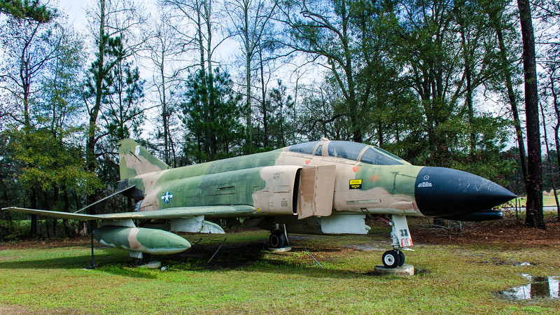 McDonnell Douglas F-4C Phantom II @ Mighty Eighth Museum - Savannah, GA