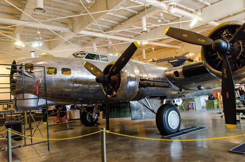 B-17G City of Savannah Side @ Mighty Eighth Museum - Savannah, GA