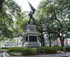 Sergeant William Jasper Monument c. 1888 on Madison Square - Savannah, GA
