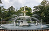 Forsythe Park Fountain II c. 1858 - Savannah, GA