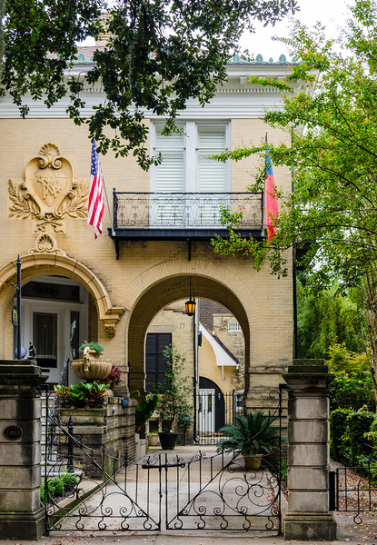 Forsyth Park Animal Hospital (McNeil-Mett Mansion) - Savannah, GA