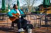 Street Muscician - Savannah, GA