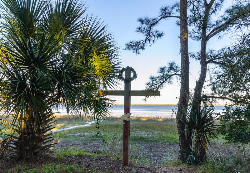 Priest Landing Cross @ Skidaway Island - Savannah, GA